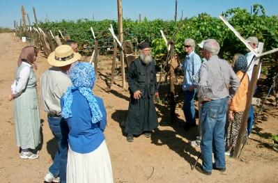 2012 AZWM visit to St. Anthonys