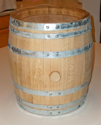 Vadai Oak Barrel