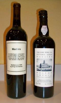 Madero vs. Madeira