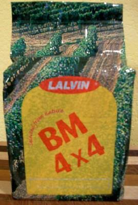 BM4x4 Yeast
