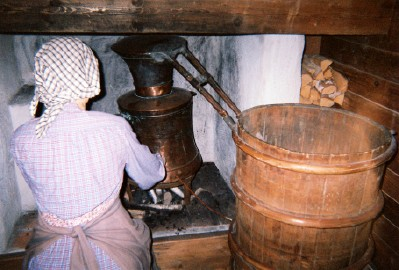 Home Distilling in Sweden