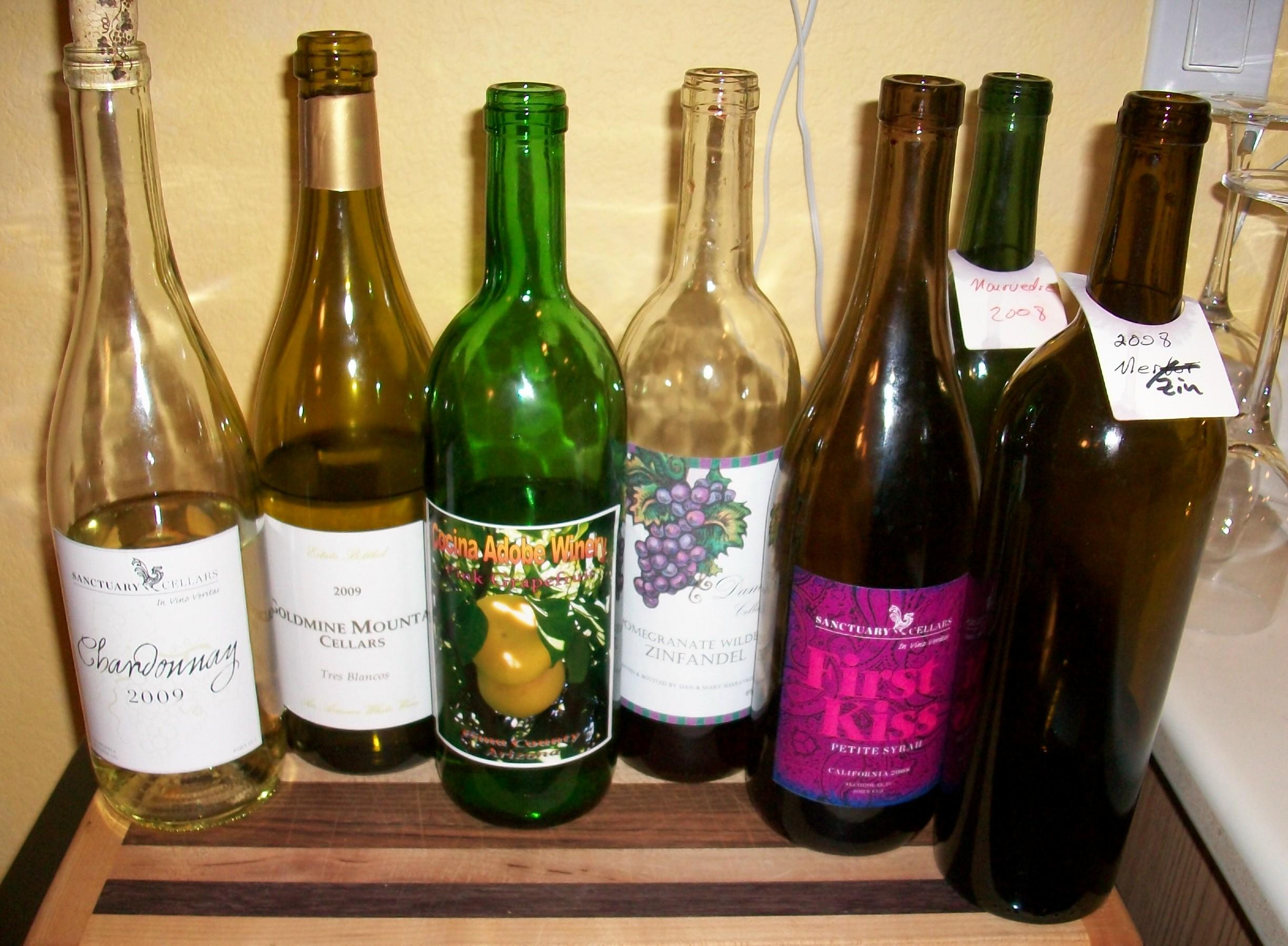 May 2010 AZ Wines