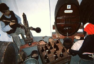 Bottling Wine in Sweden