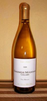 2009 Goldmine Mountain Tres Blancos